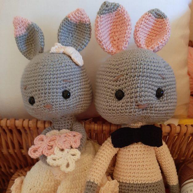 Crochet patch