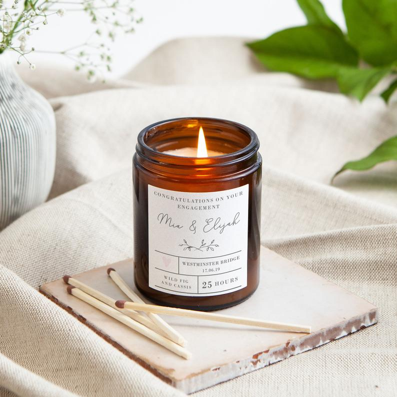 aromatherapy candles, mason jar candles, self care, scented candles