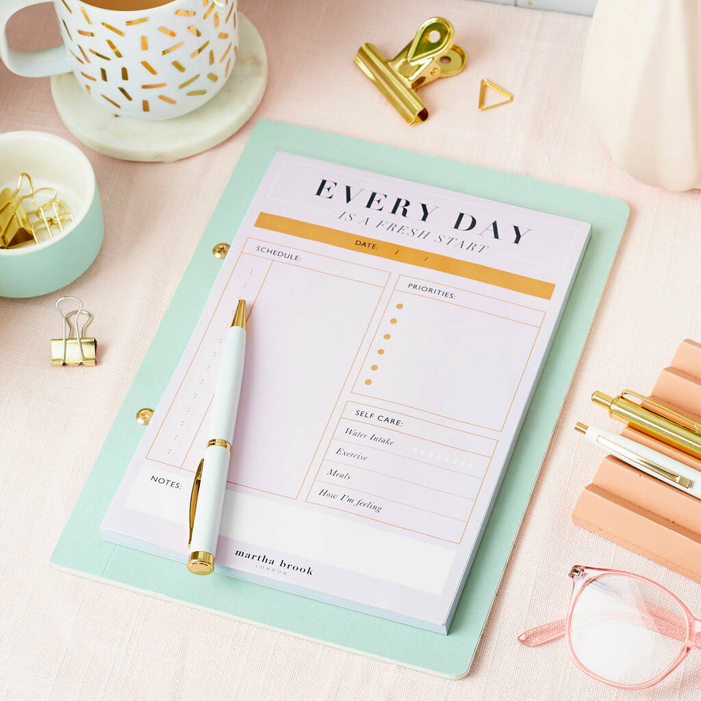 Work from home 2021 planner journal
