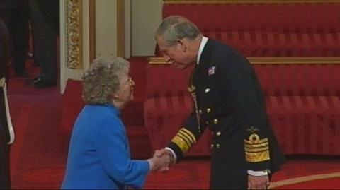 eve taylor and prince charles