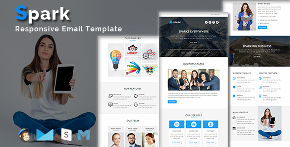 Xtreme - Multipurpose Responsive Email Template - 3