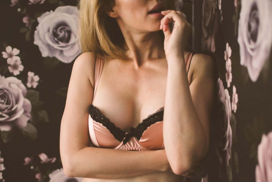 boudoir lingerie