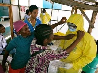 Ebola and Evidence slider photo