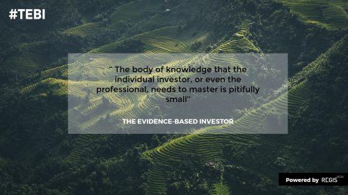 William Bernstein on the change investing
