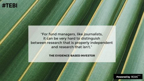 research is a key part to successful investing, the investing documentary of RegisMedia covers this topic