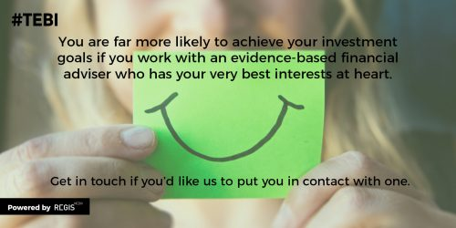 evidence based investing tips