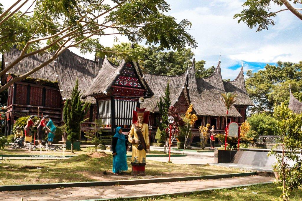 Museum Minangkabau di Bukittinggi