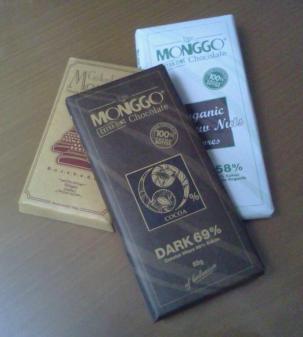 Melongok Dapur Coklat Monggo
