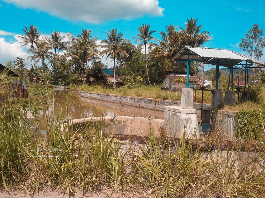 Sungai Batang Agam Nagari Magek kini