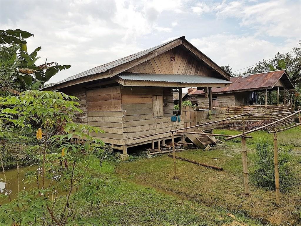 Rumah dan kemiskinan
