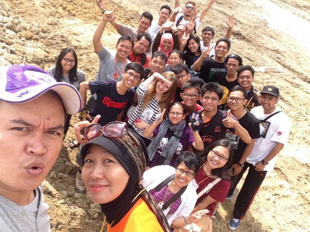 Tim Sosial Media Festival Teluk Semaka