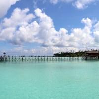 permata biru pulau maratua