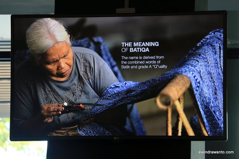 Batiqa artinya Batik Quality A