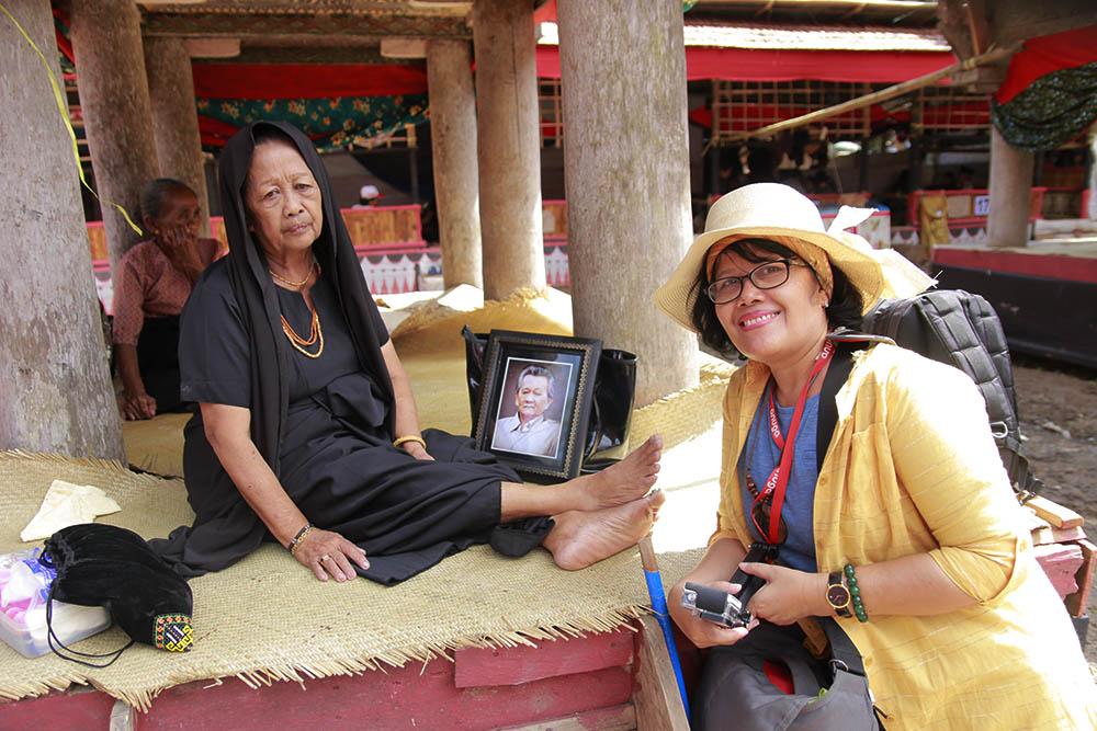 Cerita perjalanan ke Toraja