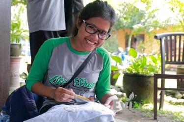 Kadek ke Yogyakarta Untuk Menginspirasi