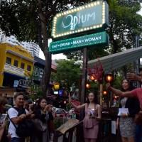 Kuala Lumpur dining in the dark