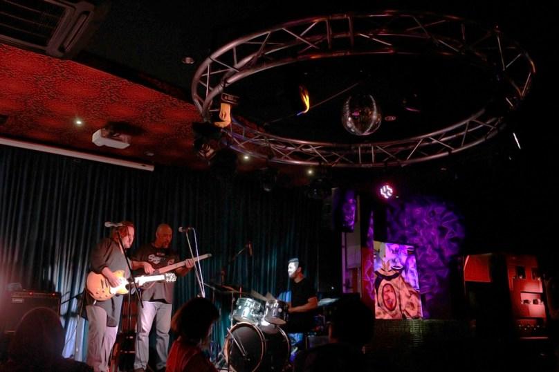 Jamie Wilson Trio