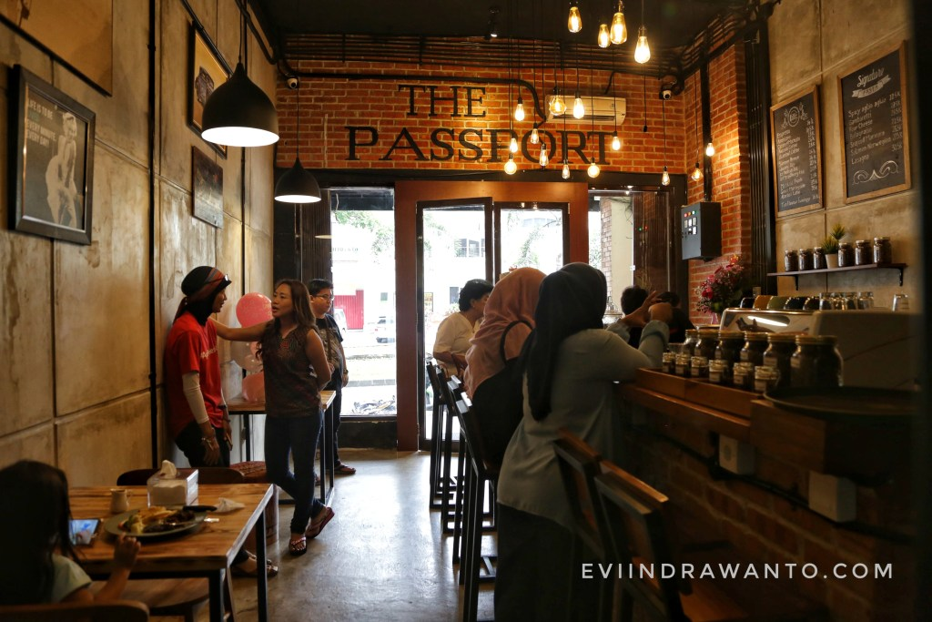 The Passport Cafe - Your Favorite Hangout in Serpong - Tangerang