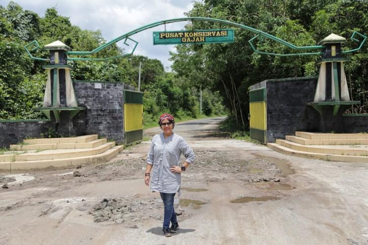 Selamat Datang di Pusat Konservasi Gajah