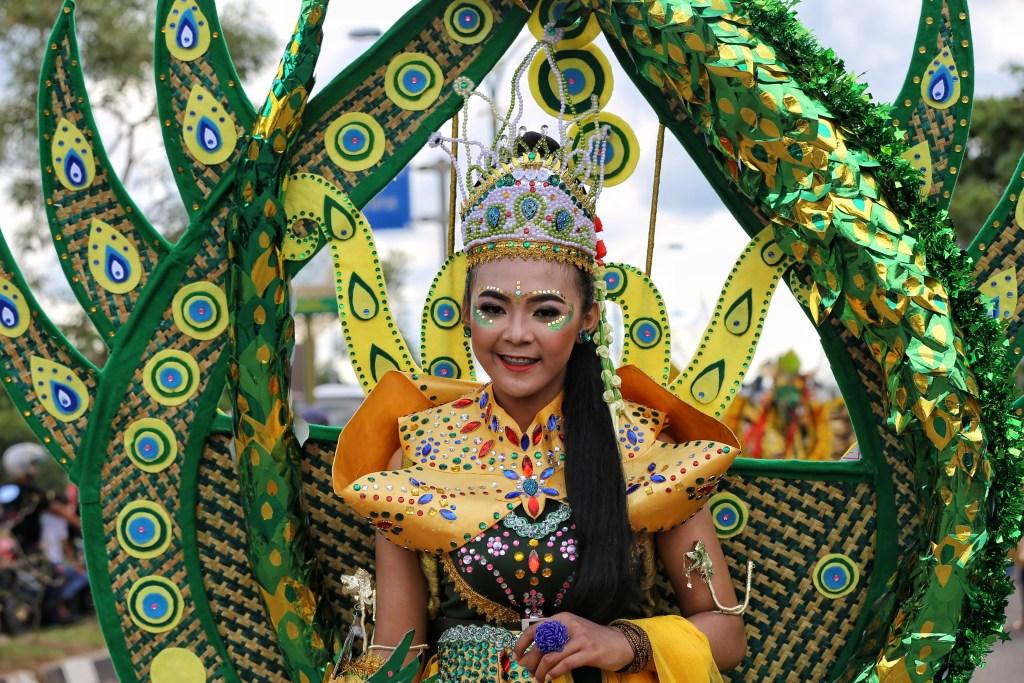 Parade budaya tabalong