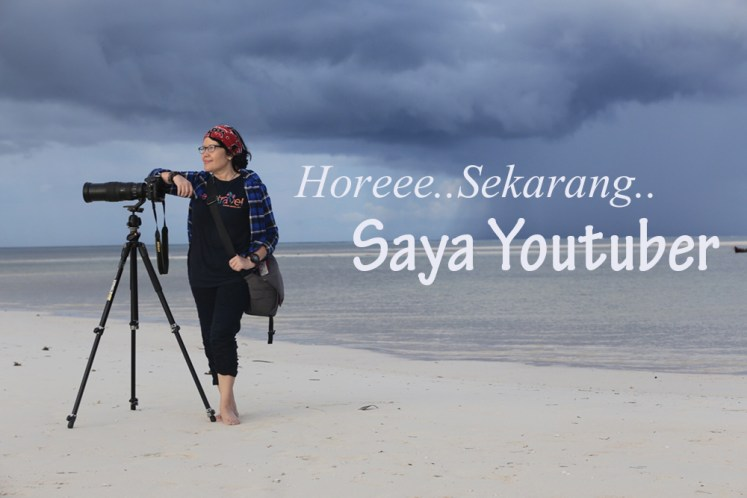 Saya youtuber