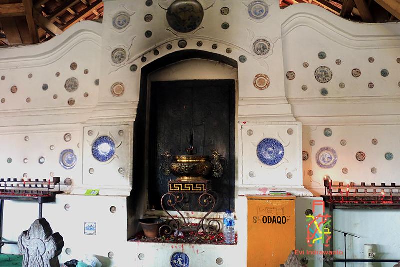 ruang makam putri china