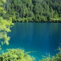 Danau Biru Jiuzhaigou National Park