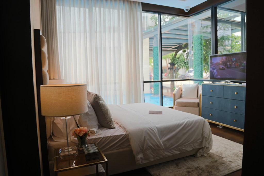 foto kamar permata hijau suites