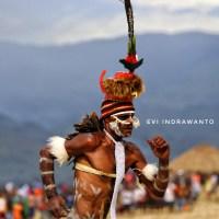 Lelaki Suku Dani - Papua