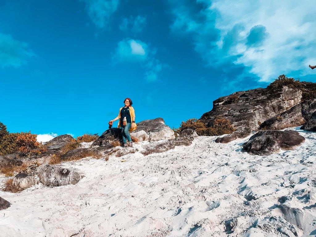 Pasir Putih Wamena - Wisata di bekas danau purba