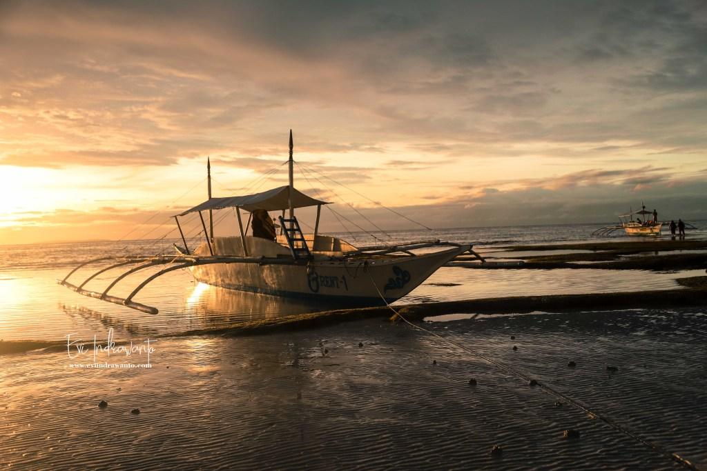 Perahu ke Balicasaq