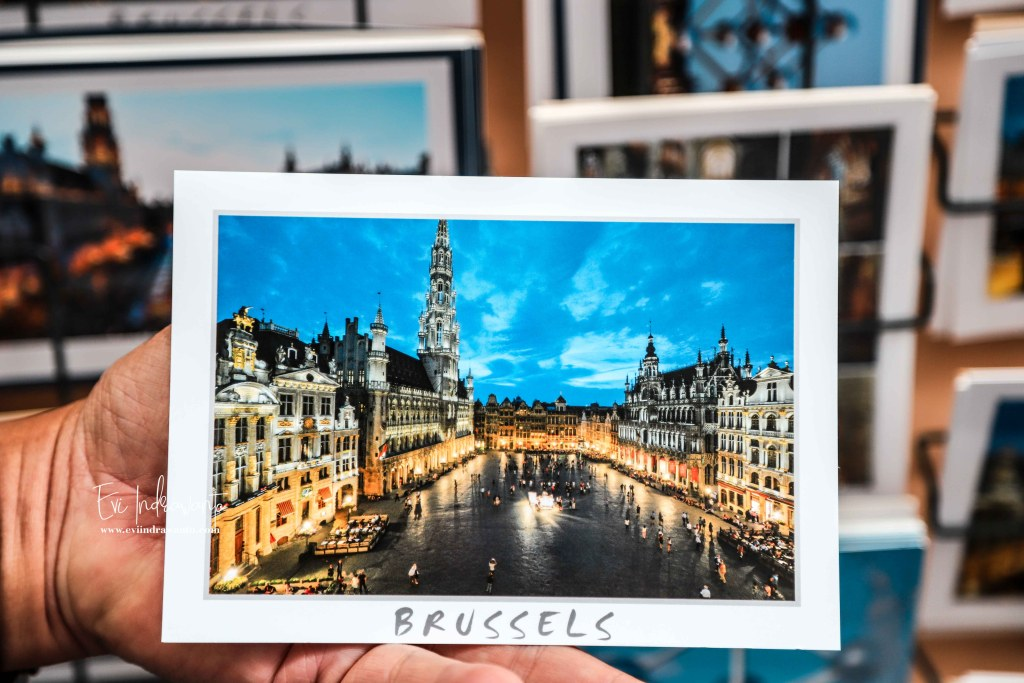 Wisata Brussels Dalam Satu Hari