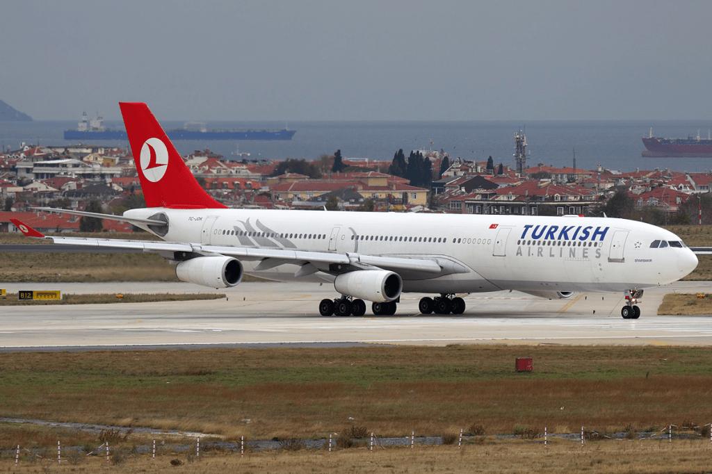 Tiket Turskish Airlines ke Eropa