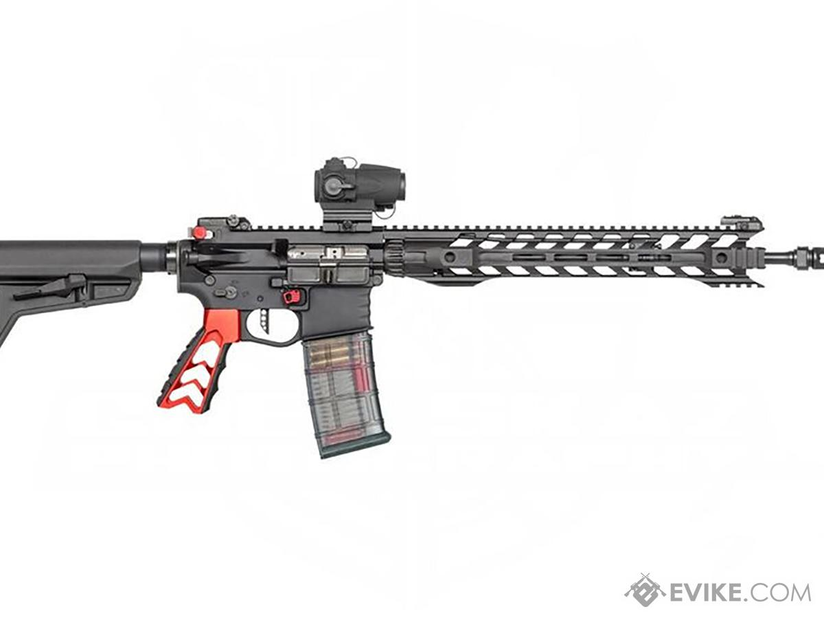Tyrant Designs Mod Ar10 15 Grip Color Red Accessories