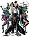 sexy super-villains