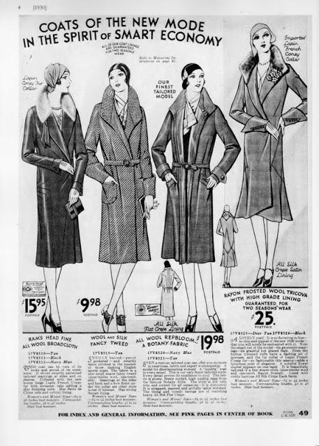 Coats 1930