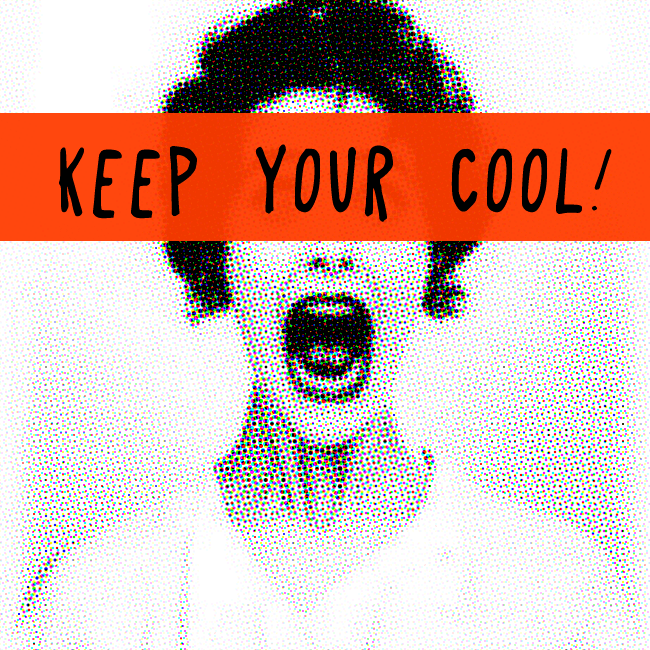 Keep Your Cool EVIL ENGLISH