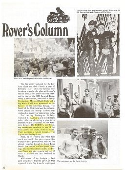 Rover's Column Page 1