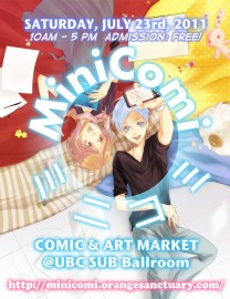 Minicomi Vancouver 1 day market