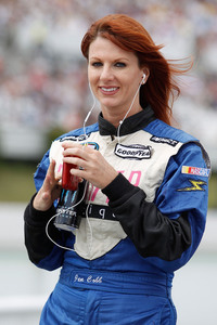 Why Nascar Fans Don't Like Danica (3/4)