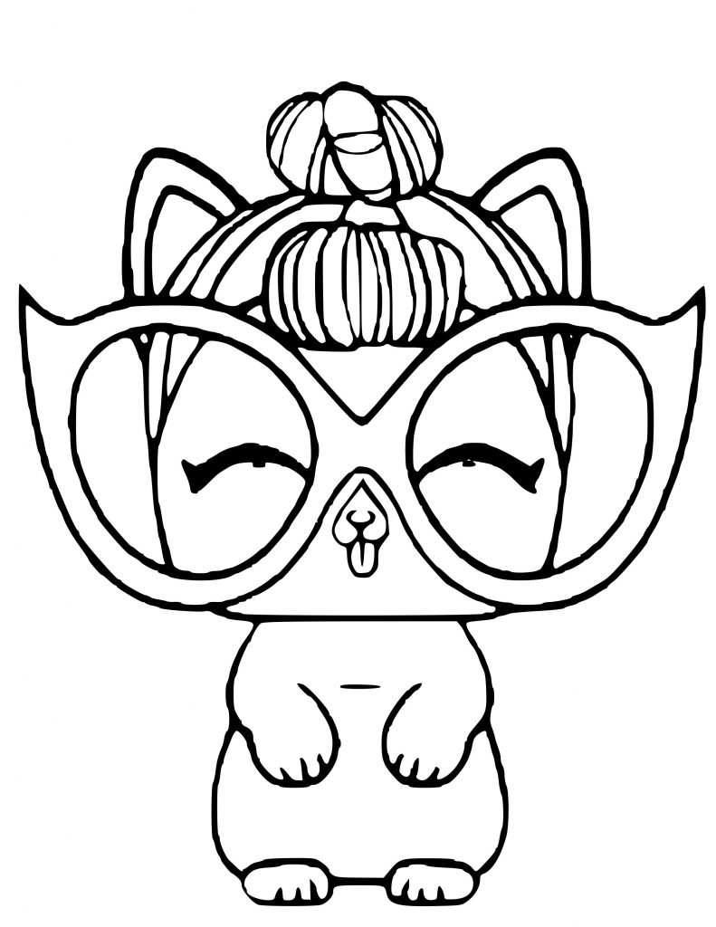 20 Lol Doll Coloring Pages Punk Boi Colinbookman Free Coloring Pages