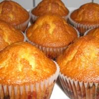 Portakallı Muffinler