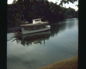 Frankenmuth River Boat