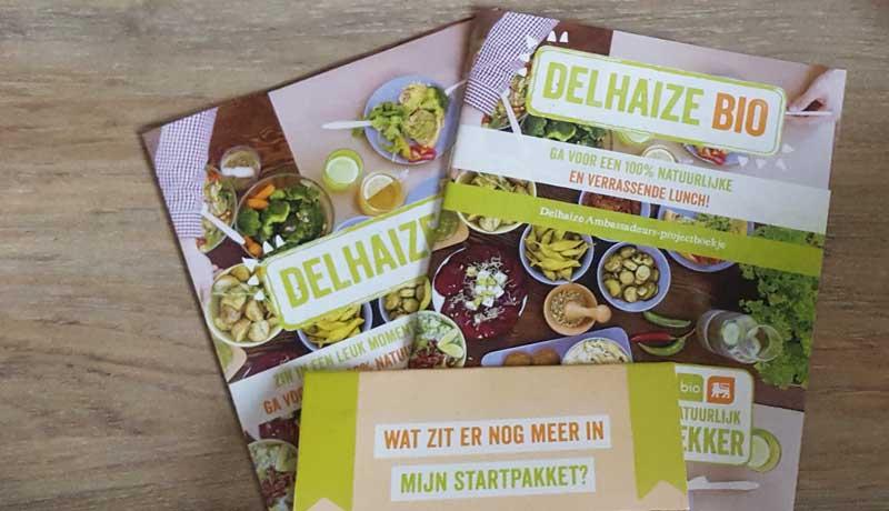 Starterspakket-Delhaize