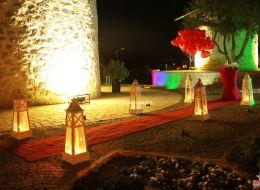 Alaçatı Yel Değirmenlerinde Evlilik Teklifi Organizasyonu