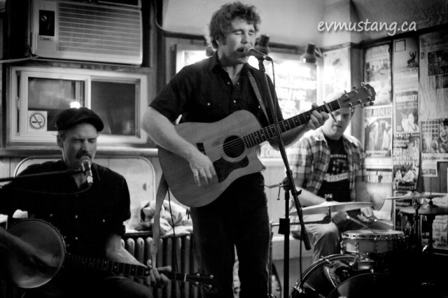 image of The Avenues, Benj Rowland, Chris Culgin and Josh Fewings