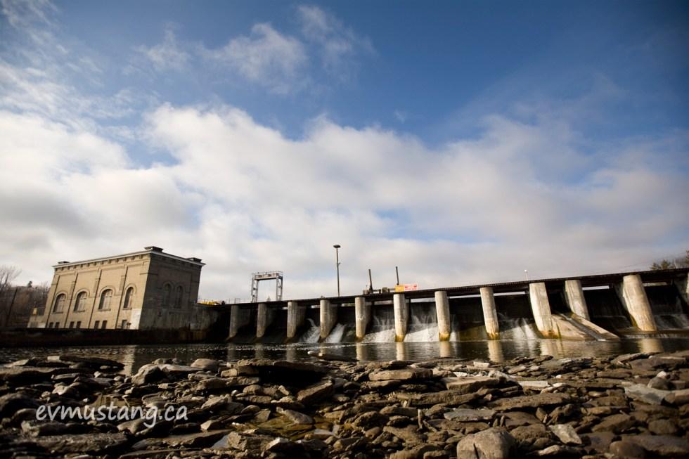 image of London St Dam