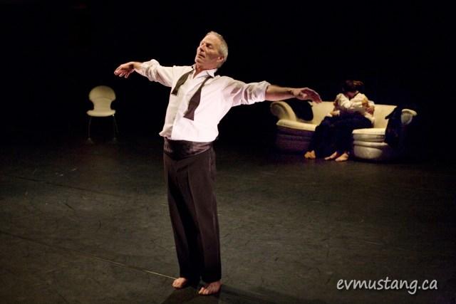 image of bill james dancing in October 16, 1978