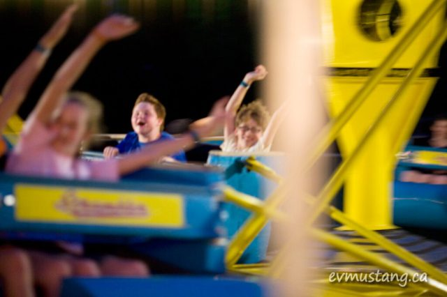 image of boys on ride