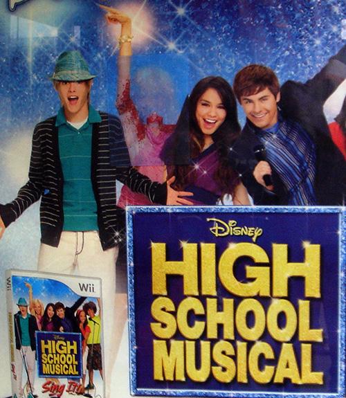 The Decapitator - High School Musical